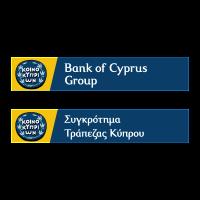 Bank of Cyprus Group vector logo