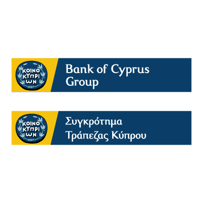 Bank of Cyprus Group logo vector