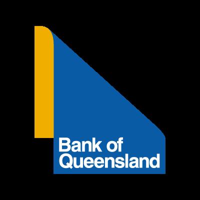 Bank of Queensland logo vector