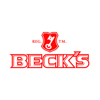 Becks Beer vector logo