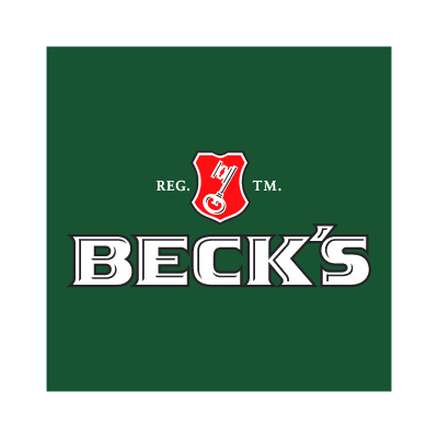 Beck's Interbrew 2004 logo vector