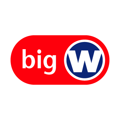 Big W Group vector logo