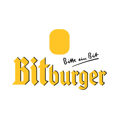 Bitburger logo vector