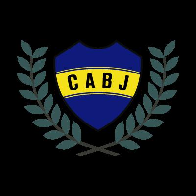 Boca Juniors 1955 logo vector
