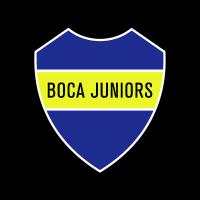 Boca Juniors 1960 vector logo