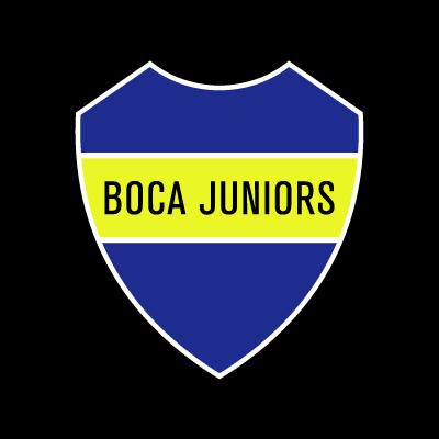 Boca Juniors 1960 logo vector