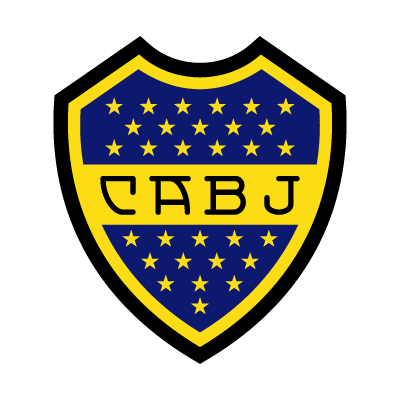Boca Juniors 1970 logo vector