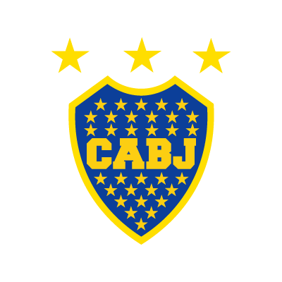 Boca Juniors WC 2003 logo vector