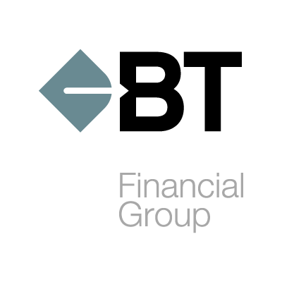 BT Financial Group Company logo vector
