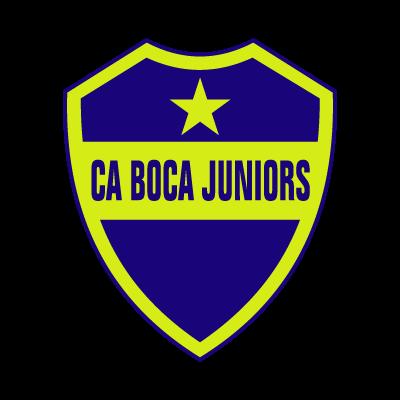 CA Boca Juniors logo vector