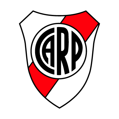 Club River Plate Old logo vector