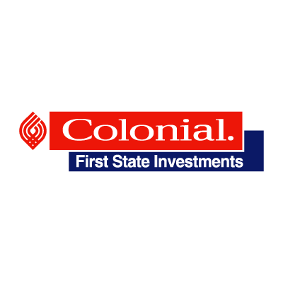 Colonial First State logo vector