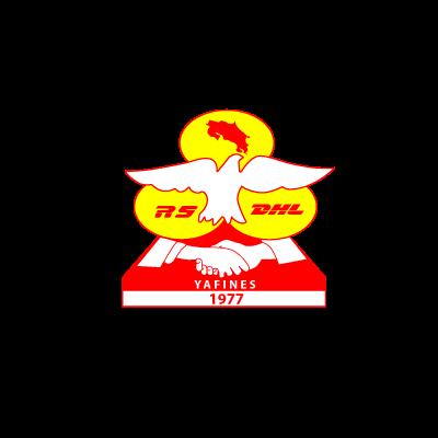 Dhl asociacion logo vector