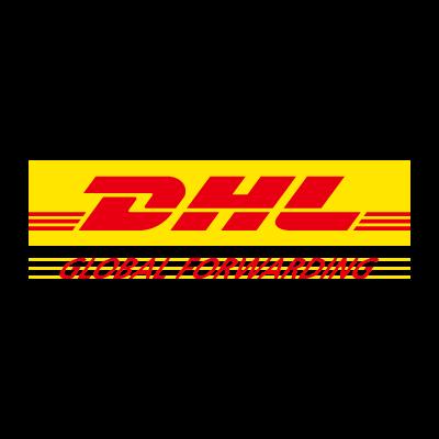 DHL Global Forwarding vector logo