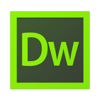 Dreamweaver CS6 logo vector