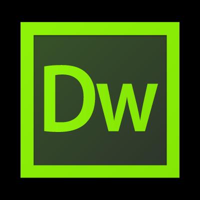 Dreamweaver CS6 logo vector