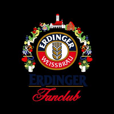 Erdinger Fanclub logo vector