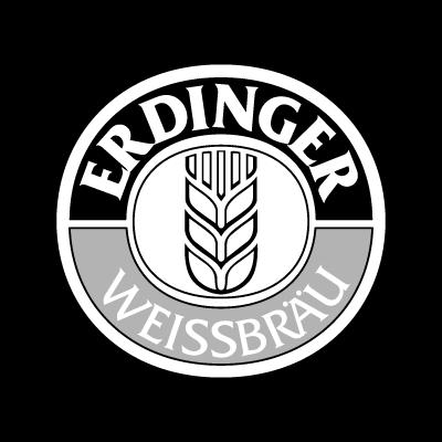 Erdinger Weissbrau Beer logo vector