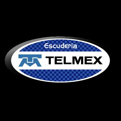 Escuderia Telmex logo vector