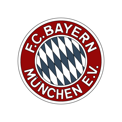FC Bayern Munchen (early 80's logo) logo vector