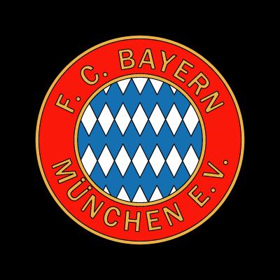 FC Bayern Munchen E.V. (1970's logo) logo vector