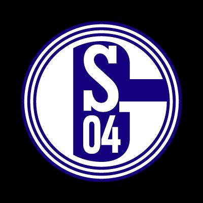 FC Schalke 04 1990 logo vector