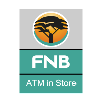 First National Bank ATM vector logo