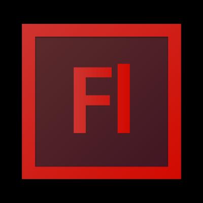 Flash CS6 logo vector