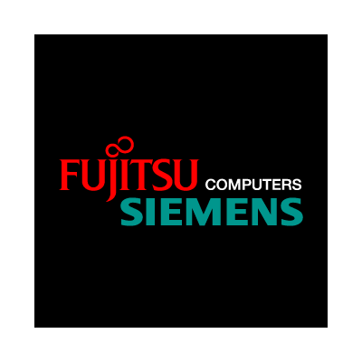 Fujitsu Siemens Computers Black vector logo (.EPS ...