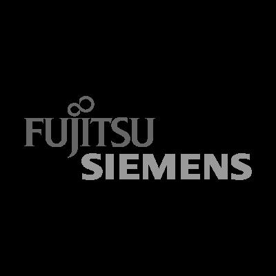 Fujitsu Siemens Gray logo vector