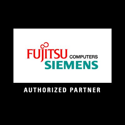 Fujitsu Siemens logo vector