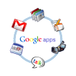 Google Apps logo vector