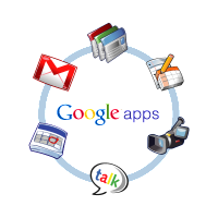 Google Apps vector logo