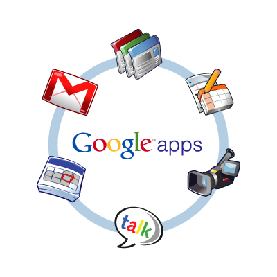 Google Apps logo vector