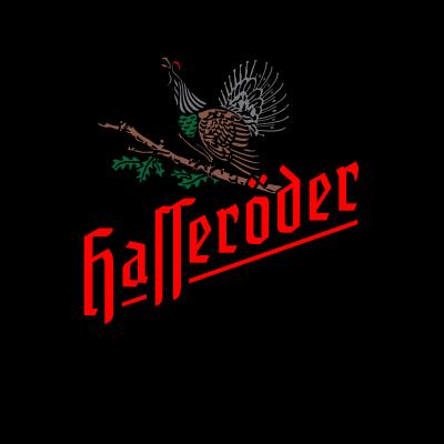 Hasseroder brewery logo vector