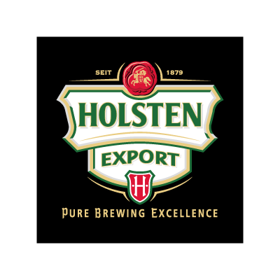 Holsten Export Beer logo vector