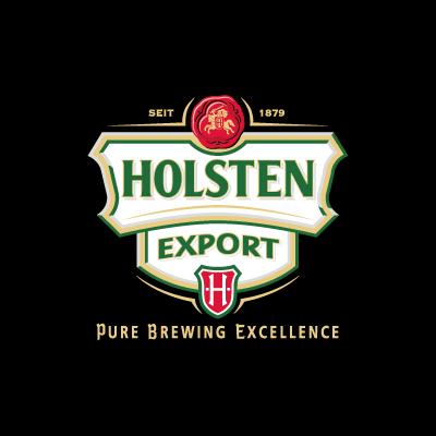 Holsten Export Beer logo vector