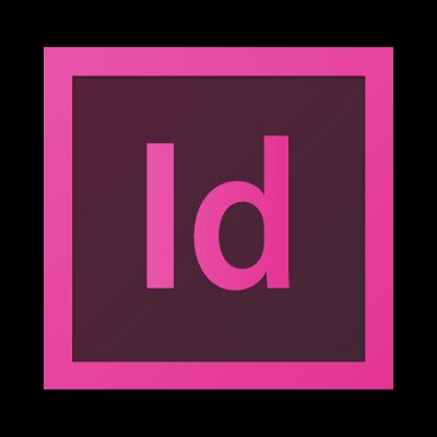 InDesign CS6 vector logo