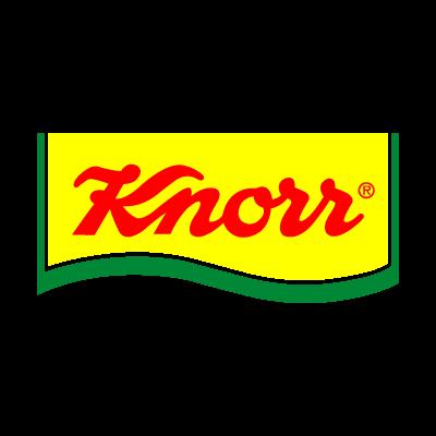 Knorr beverage logo vector