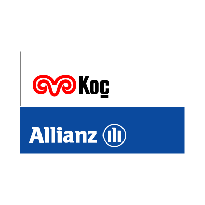 Koc Allianz logo vector