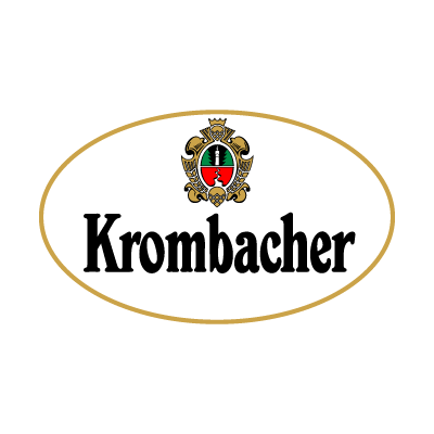 Krombacher 1803 logo vector