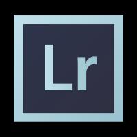 Lightroom CS6 vector logo