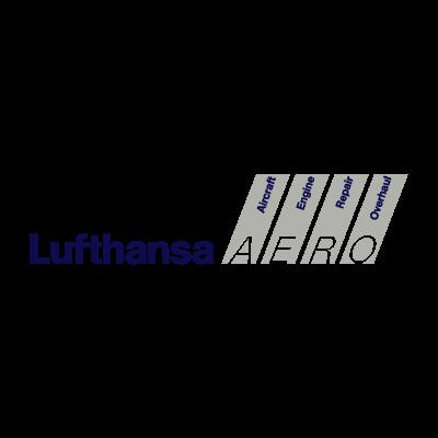 Lufthansa Aero logo vector