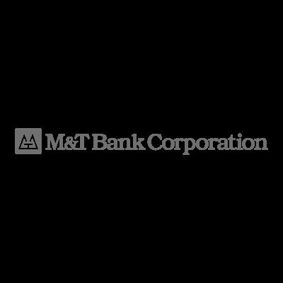 M&T Bank logo vector