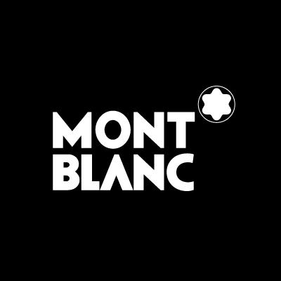 Montblanc Black vector logo