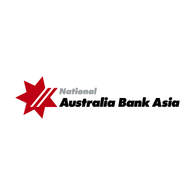 National Australia Bank Asia logo vector