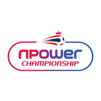 Npower Championship logo vector