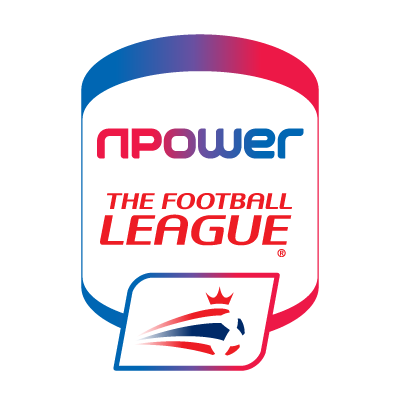 Npower-The Football League logo vector