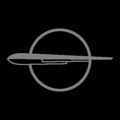 Opel (1947-1954) logo vector