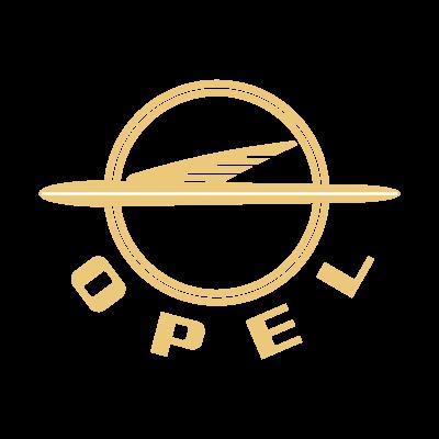 Opel (1954-1964) logo vector